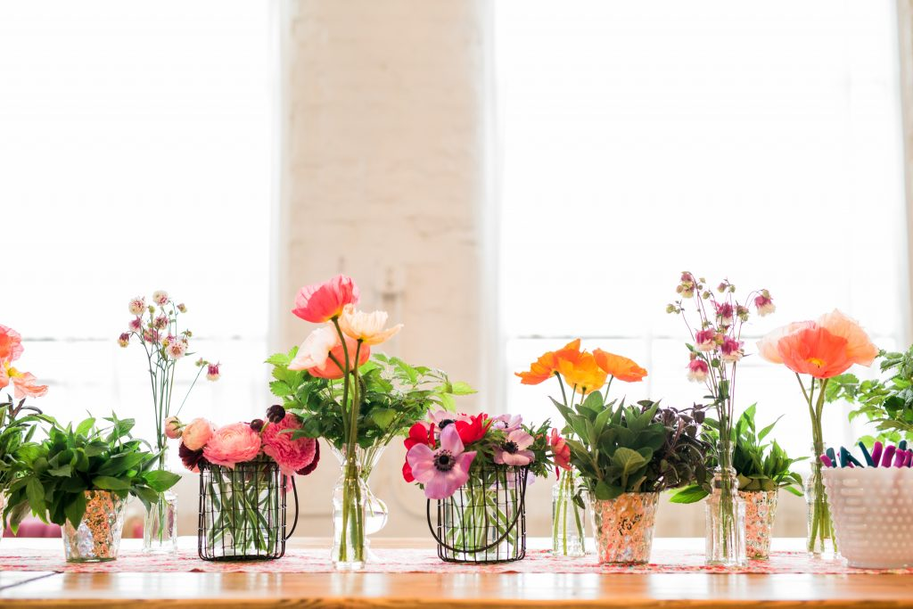 Flower Crown Workshop Country Bouquets